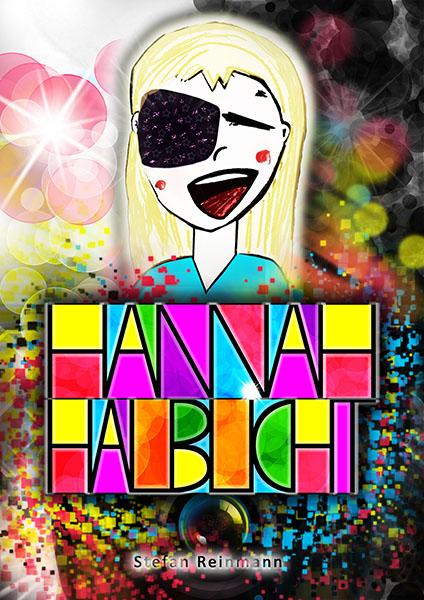 Hannah Halblicht Buchcover Augenpflaster